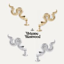 UK発! Vivienne Westwood 旗艦店/正規買付 AVALON 蛇 ピアス