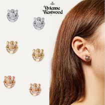 UK発! Vivienne Westwood 旗艦店/正規買付 GONZALO 馬蹄 ピアス