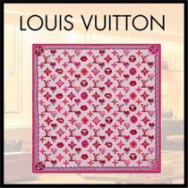 【20SS新作】 LOUIS VUITTON LUCKY MONOGRAM SQUARE