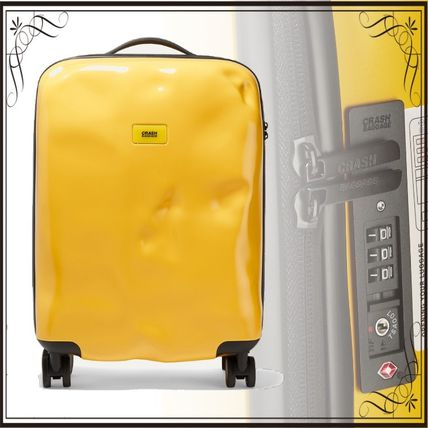 CRASH BAGGAGE スーツケース 関税込み◆Icon Cabin hardshell suitcase