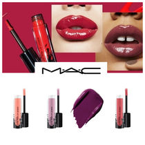 【MAC】新作 ★リキッドリップ7色★PATENT PAINT LIP LACQUER