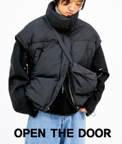 OPEN THE DOOR hip sack set over padding vest