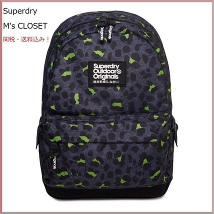 Superdry(極度乾燥しなさい) バックパック・リュック Superdry極度乾燥しなさい 日本未入荷!新作バッグ!