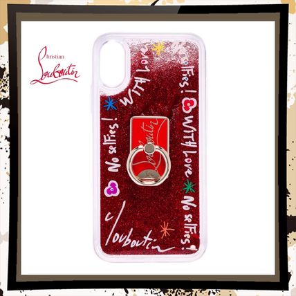Christian Louboutin スマホケース・テックアクセサリー ★★Christian Louboutin《 iPhone X/XS CASE 》送料込み★★