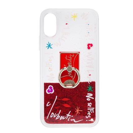 Christian Louboutin スマホケース・テックアクセサリー ★★Christian Louboutin《 iPhone X/XS CASE 》送料込み★★(5)