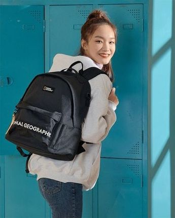 NATIONAL GEOGRAPHIC バックパック・リュック [ NATIONAL GEOGRAPHIC ] Wony Backpack (Black)(2)