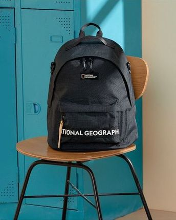 NATIONAL GEOGRAPHIC バックパック・リュック [ NATIONAL GEOGRAPHIC ] Wony Backpack (Black)(3)