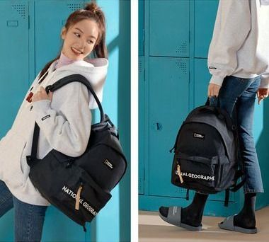 NATIONAL GEOGRAPHIC バックパック・リュック [ NATIONAL GEOGRAPHIC ] Wony Backpack (Black)(5)