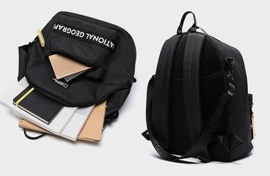 NATIONAL GEOGRAPHIC バックパック・リュック [ NATIONAL GEOGRAPHIC ] Wony Backpack (Black)(8)