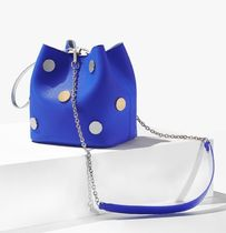 ★FIND KAPOOR★PINGO 16 METAL CHAIN BLUE STRAP97