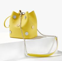 ★FIND KAPOOR★PINGO 16 METAL CHAIN YELLOW STRAP97
