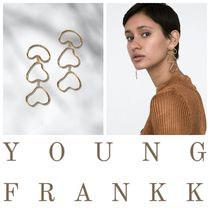 【日本未入荷!/大人気!!】young frankk ARP EARRINGS
