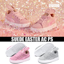 PUMA(プーマ) キッズスニーカー ◆大人気◆キッズ◆PUMA◆SUEDE EASTER AC PS◆UNISEX◆