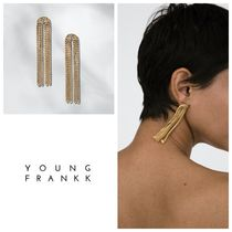 【日本未入荷!/大人気!!】young frankk STANTON EARRINGS