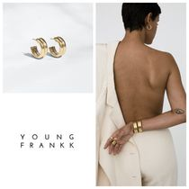 【日本未入荷!/大人気!!】young frankk VARRO EARRINGS