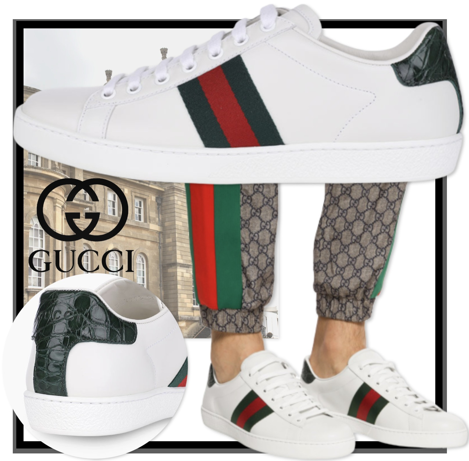 Shop GUCCI 2019-20FW Sneakers by