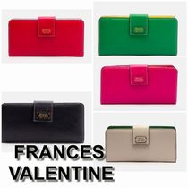 話題沸騰中☆【FRANCES VALENTINE】Jefferson Slim Wallet