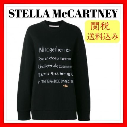 SALE★STELLA McCARTNEY トレーナー All Together Now 関税込み