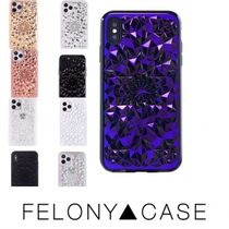 FELONY CASE(フェロニーケース) iPhone・スマホケース 新作 FELONY CASE KALEIDOSCOPE IPHONE CASE 9色 iPhone11 軽量