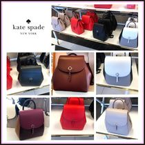kate spade☆Adel Medium Flap Backpack バックパック/送・税込