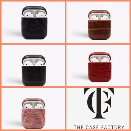 THE CASE FACTORY スマホケース・テックアクセサリー The Case Factory★AirPodケース★iPhone11 関税込