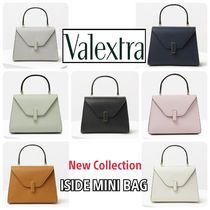 Valextra 2020SS ISIDE MINI BAG