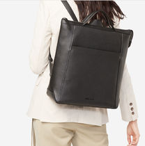 COLE HAAN Grand Ambition Leather Backpack (womens)