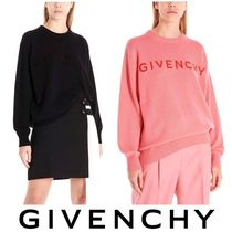 GIVENCHY★カシミア ロゴ セーター