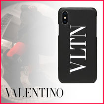 直営店買付★VALENTINO VLTN IPHONE X ケース
