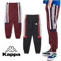 KAPPA★韓国☆男女兼用★HALF 222BANDA TRACKPANTS