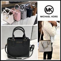 【Michael Kors】 ADELE MD MESSENGER 2WAY