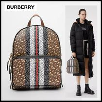 Burberry ★Bridle Brown backpack【国内発送】