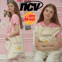 NCOVER Flower graphic eco bag BBN61 追跡付