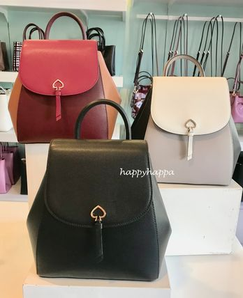 kate spade new york バックパック・リュック 【kate spade】adel medium flap backpack