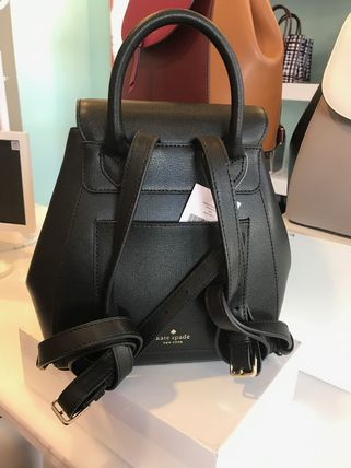 kate spade new york バックパック・リュック 【kate spade】adel medium flap backpack(4)