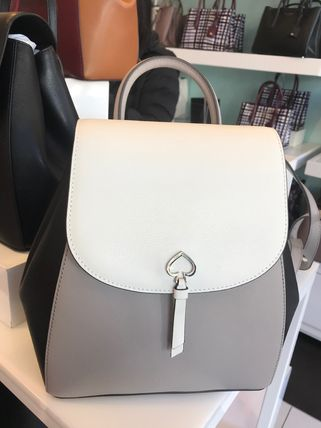 kate spade new york バックパック・リュック 【kate spade】adel medium flap backpack(8)