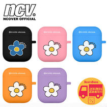 NCOVER Flower Point AirPods Jelly Case BBM69 追跡付