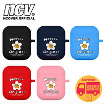 NCOVER Flower Graphic AirPods Jelly Case BBM70 追跡付