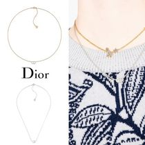 Diorフランス直送★CLAIR D LUNE ネックレスgold/silver 2カラー