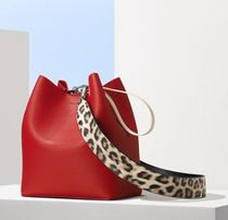 ★FIND KAPOOR★PINGO 23 BASIC LEOPARD RED  STRAP92