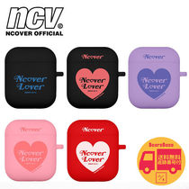 NCOVER Heart AirPods Jelly Case BBM72 追跡付
