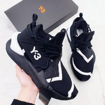 Y-3 KAIWA KNIT KNITTED SNEAKERS EF2628