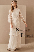 《BHLDN》★Needle & Thread Patchwork Lace Dress★