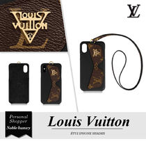 2020SS LOUIS VUITTON iPhone X / XS ケース・SHADS