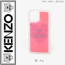 KENZO(ケンゾー)iPhone XI Pro Tiger case(ピンク)