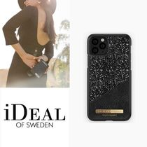 iDEAL OF SWEDEN(アイディール) スマホケース・テックアクセサリー iDeal of Sweden/iPhone ケース NIGHT OUT BLACK/対応機種多数