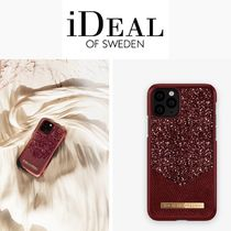 iDEAL OF SWEDEN(アイディール) スマホケース・テックアクセサリー iDeal of Sweden/iPhone ケース RUBY GLIMMER/対応機種多数