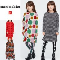 【uniqlo×マリメッコ】キッズワンピース 4colors