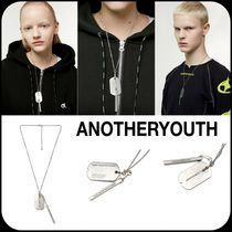 [ ANOTHERYOUTH ] ★韓国大人気★ Dog Tag Necklace