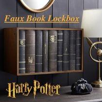 日本未入荷【Pottery Barn】Harry Potter Faux Book Lockbox